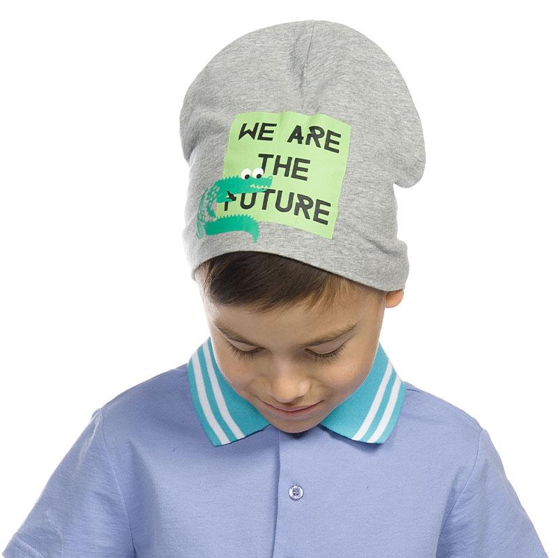BFQ3161 шапка для мальчиков (1 шт в кор.)