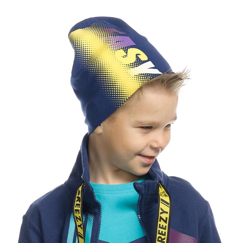 BFQ3162 шапка для мальчиков (1 шт в кор.)