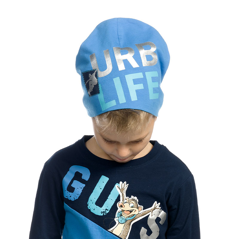 BFQ3163 шапка для мальчиков (1 шт в кор.)