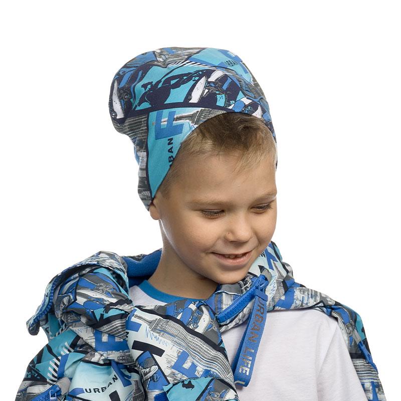 BFQ3163/1 шапка для мальчиков (1 шт в кор.)