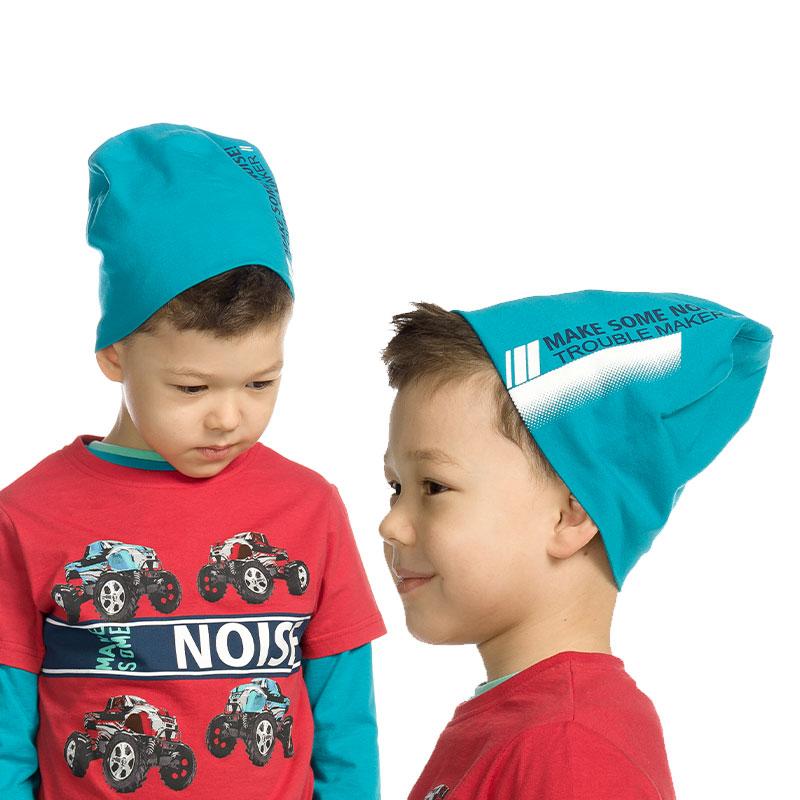 BFQ3164/1 шапка для мальчиков (1 шт в кор.)