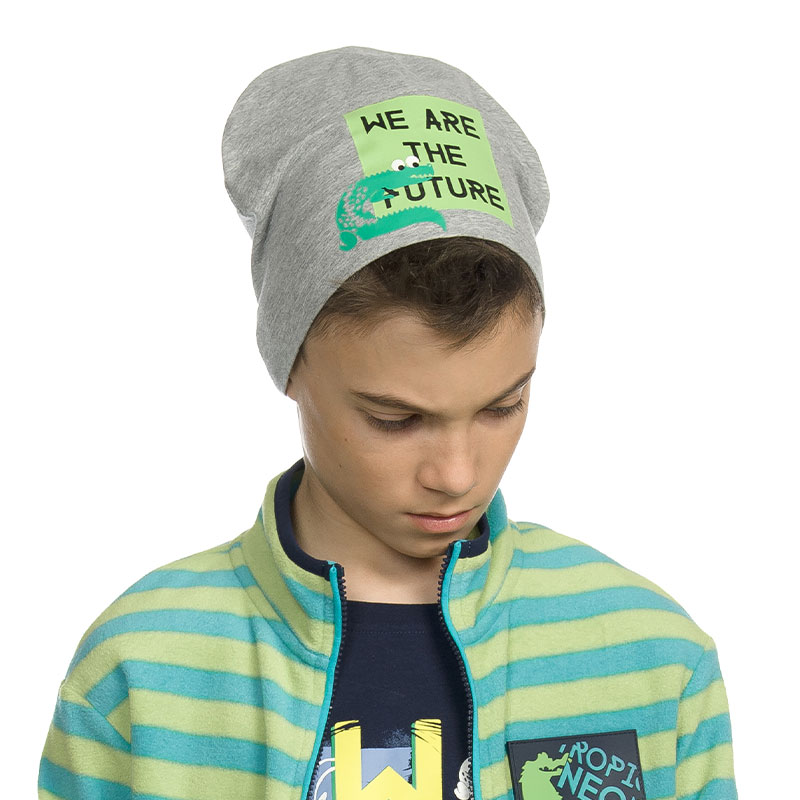 BFQ4161 шапка для мальчиков (1 шт в кор.)