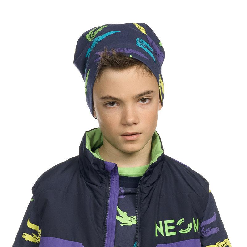 BFQ4161/1 шапка для мальчиков (1 шт в кор.)