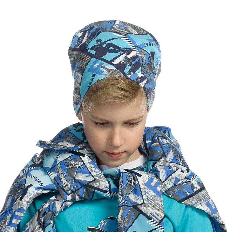 BFQ4163/1 шапка для мальчиков (1 шт в кор.)