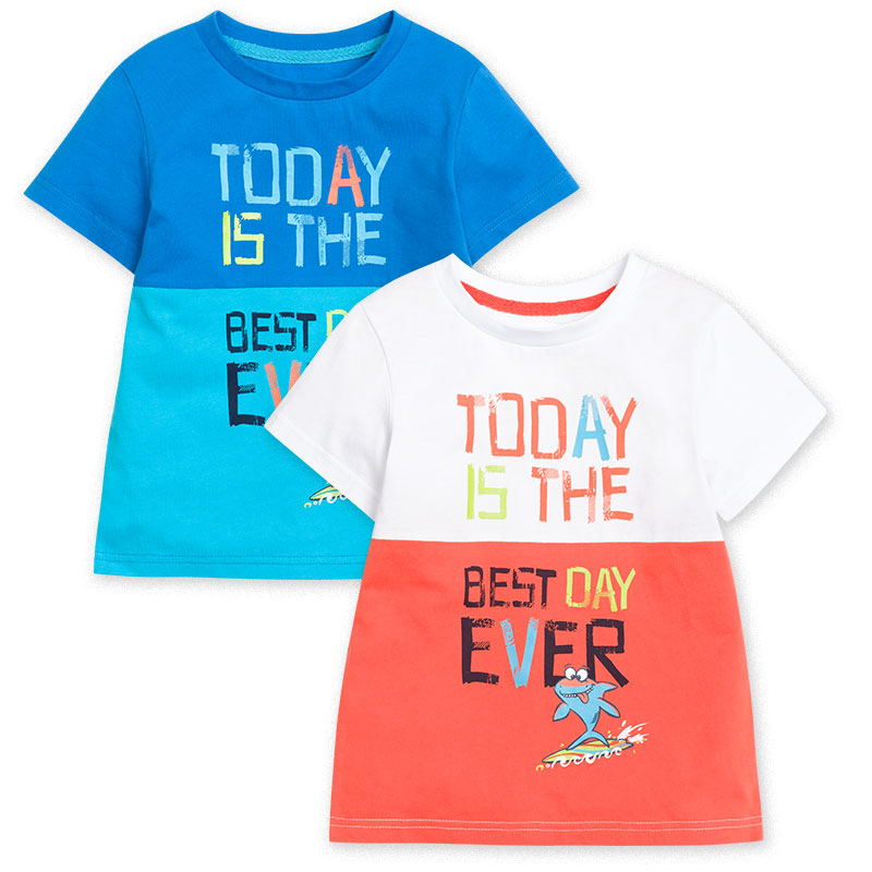 BFT3021 футболка для мальчиков (1 шт в кор.)