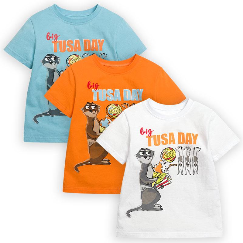 BFT3066 футболка для мальчиков (1 шт в кор.)