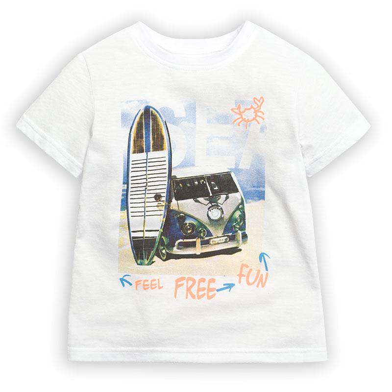 BFT3115 футболка для мальчиков (1 шт в кор.)