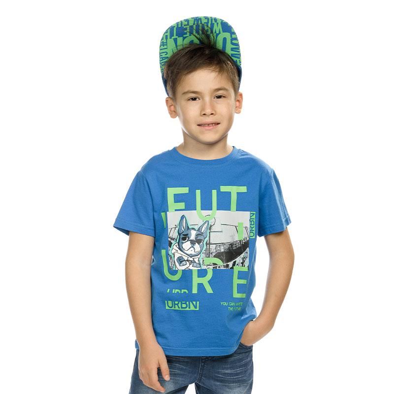 BFT3186 футболка для мальчиков (1 шт в кор.)
