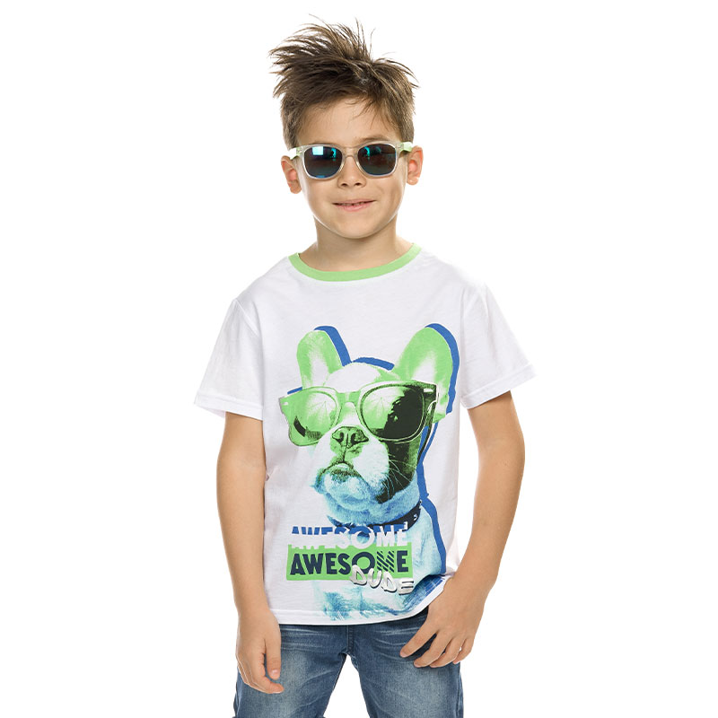 BFT3186/2 футболка для мальчиков (1 шт в кор.)