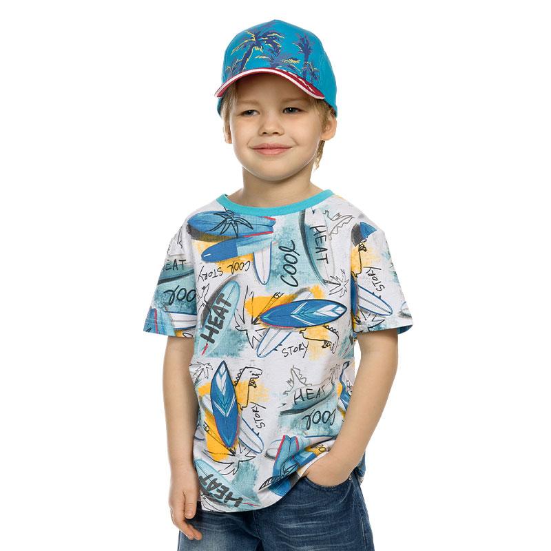 BFT3188 футболка для мальчиков (1 шт в кор.)
