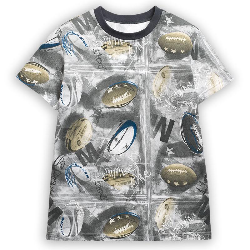 BFT4045/1 футболка для мальчиков (1 шт в кор.)