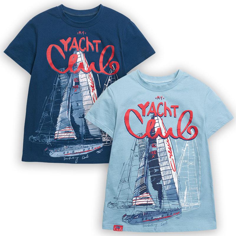 BFT4046 футболка для мальчиков (1 шт в кор.)