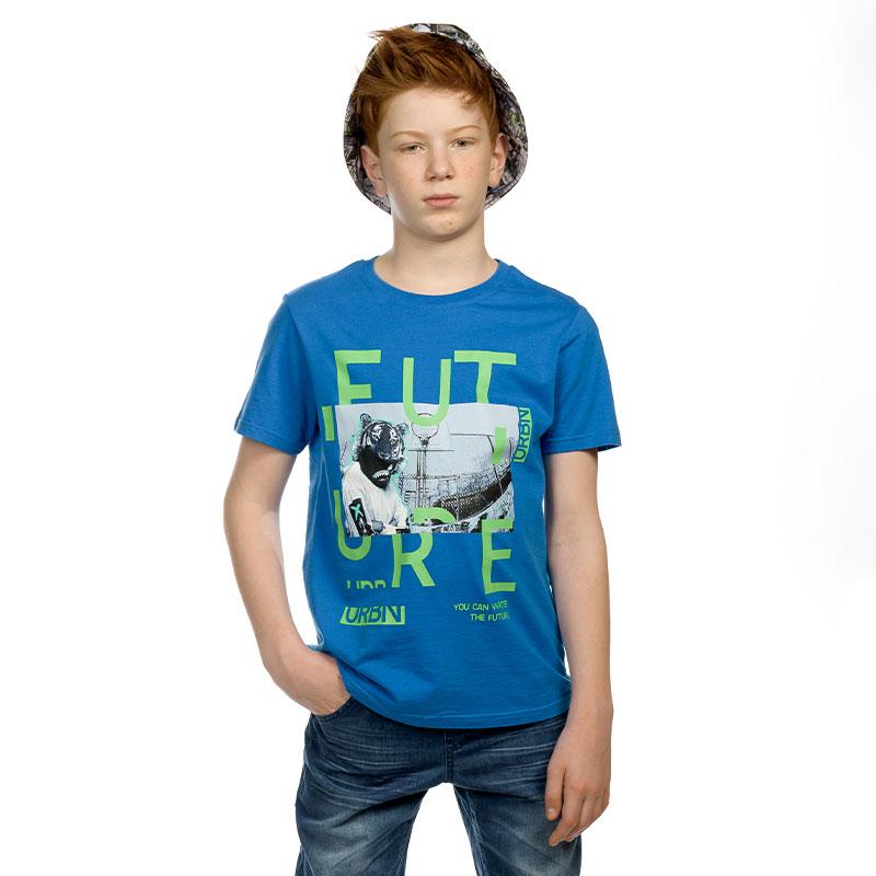 BFT4186 футболка для мальчиков (1 шт в кор.)