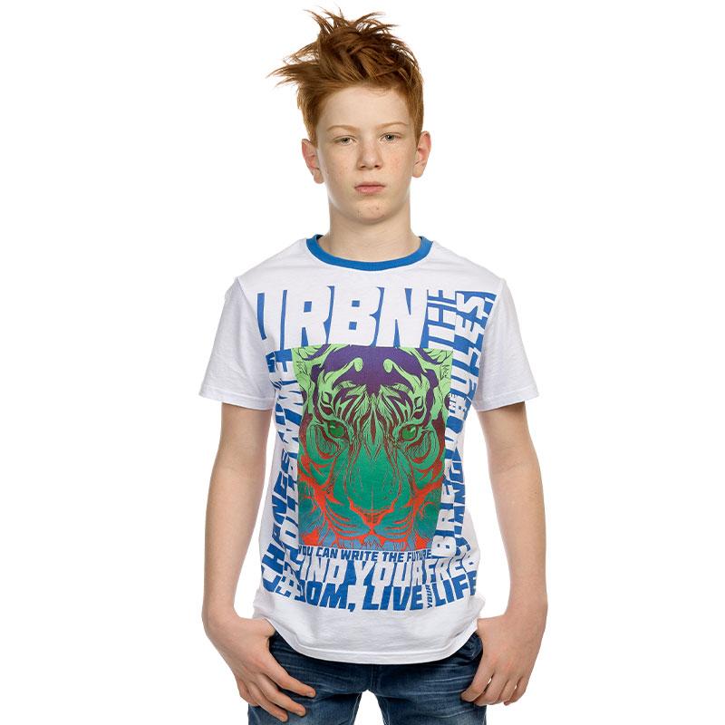 BFT4186/2 футболка для мальчиков (1 шт в кор.)