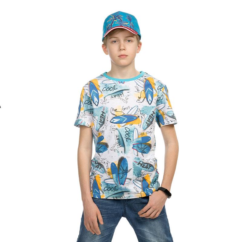 BFT4188 футболка для мальчиков (1 шт в кор.)
