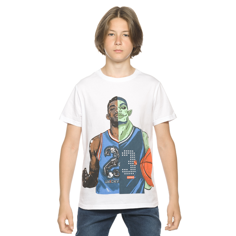 BFT4215 футболка для мальчиков (1 шт в кор.)