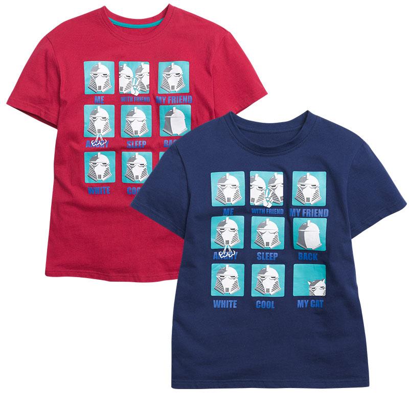 BFT5013 футболка для мальчиков (1 шт в кор.)