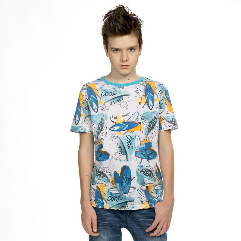 BFT5188 футболка для мальчиков (1 шт в кор.)