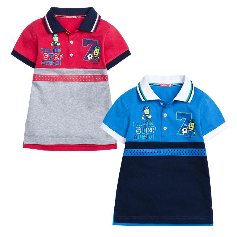 BFTP3010 футболка для мальчиков (1 шт в кор.)