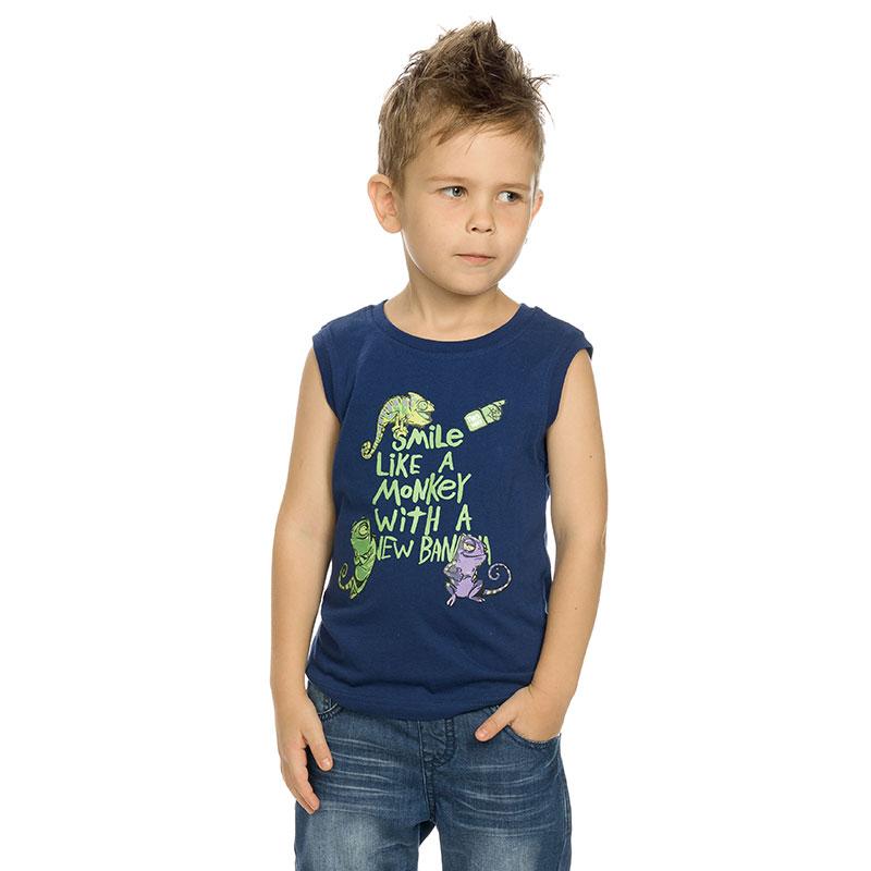 BFVV3123 майка для мальчиков (1 шт в кор.)
