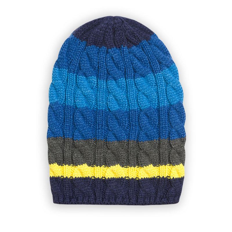 BKQ3112/1 шапка для мальчиков (1 шт в кор.)