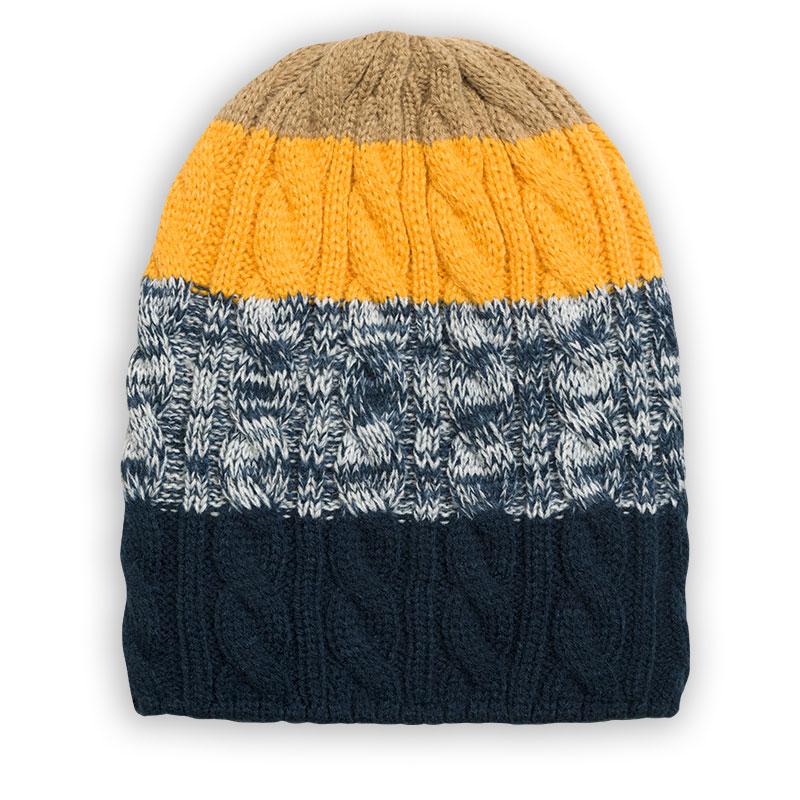 BKQ4044/1 шапка для мальчиков (1 шт в кор.)