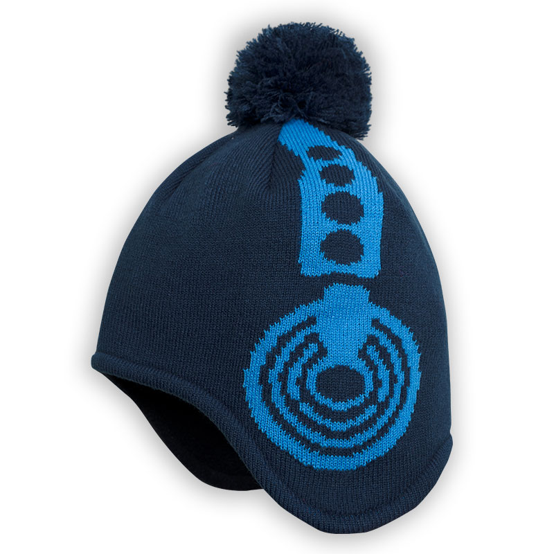 BKQ4047 шапка для мальчиков (1 шт в кор.)