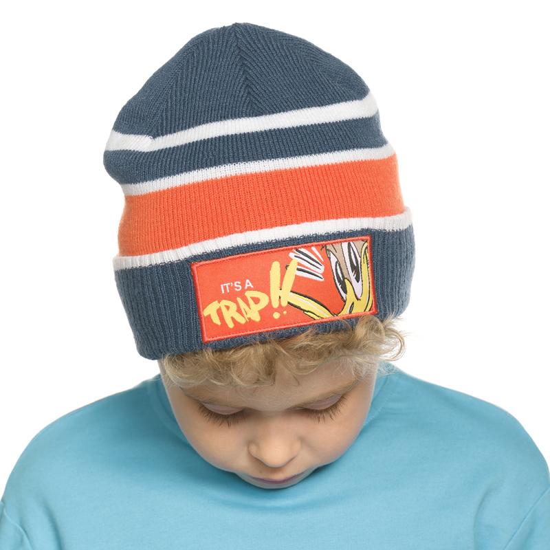 BKQX3215 шапка для мальчиков (1 шт в кор.)