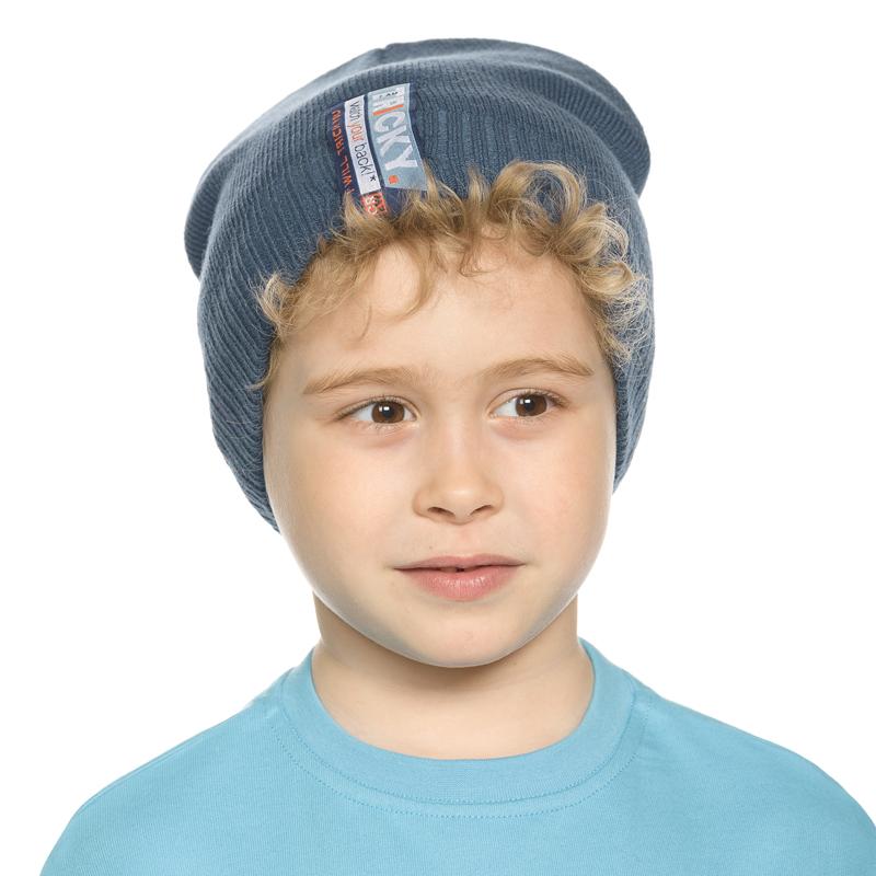 BKQX3215/1 шапка для мальчиков (1 шт в кор.)