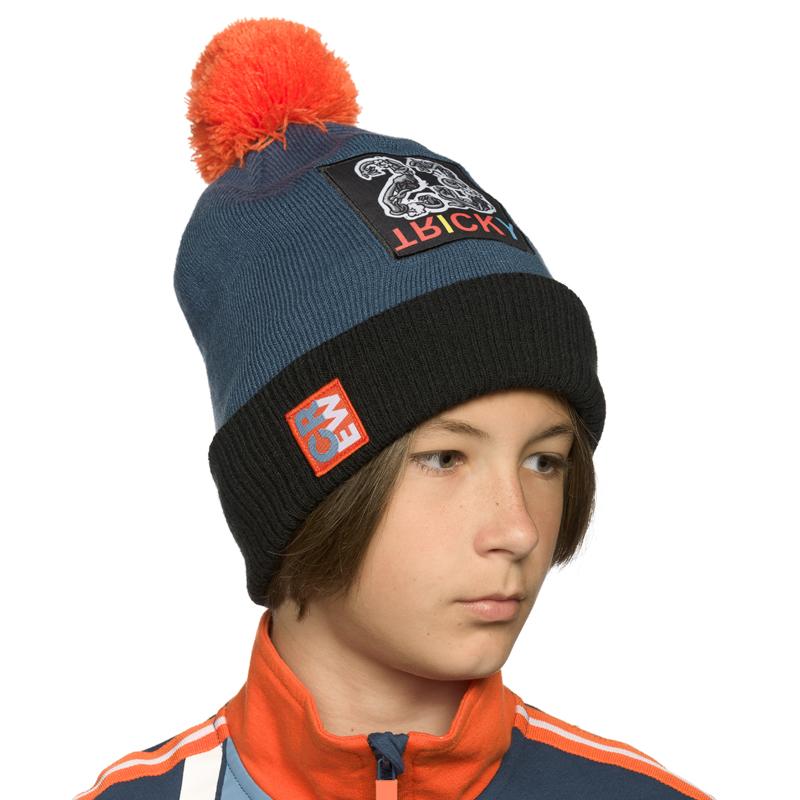 BKQX4215/3 шапка для мальчиков (1 шт в кор.)