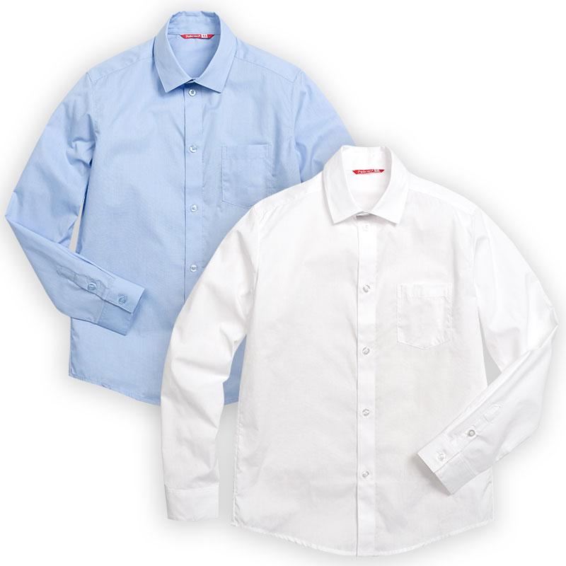 BWCJ7046 сорочка верхняя для мальчиков (1 шт в кор.)