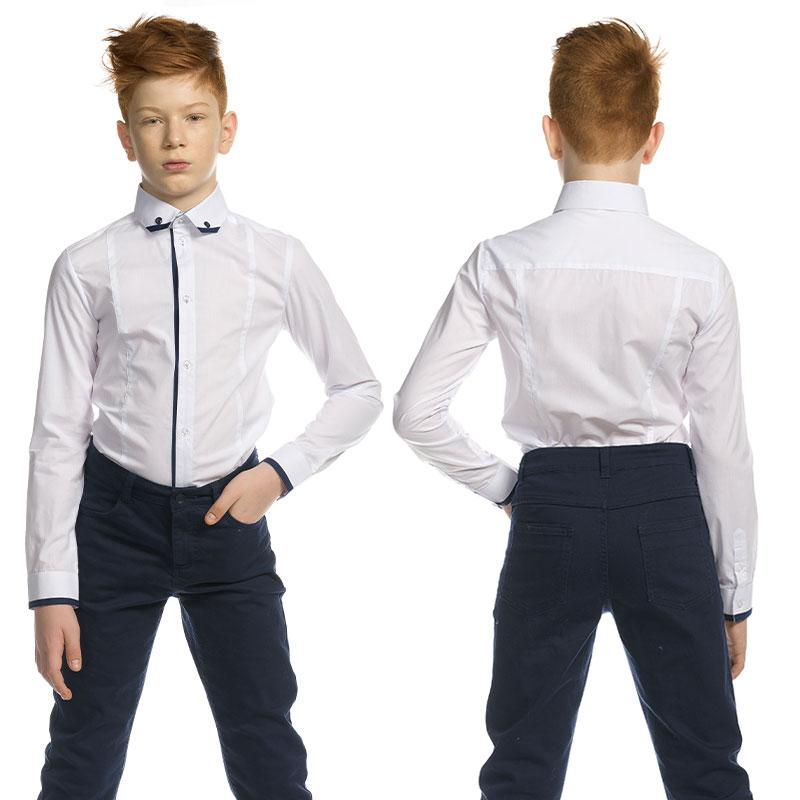 BWCJ7085 сорочка верхняя для мальчиков (1 шт в кор.)