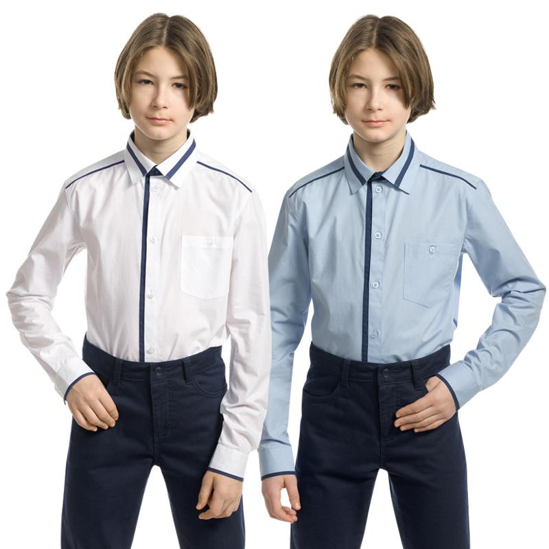 BWCJ7096 сорочка верхняя для мальчиков (1 шт в кор.)