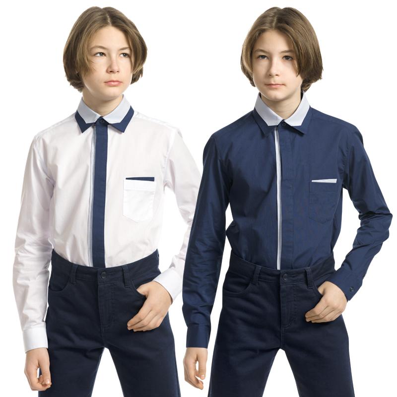 BWCJ7097 сорочка верхняя для мальчиков (1 шт в кор.)