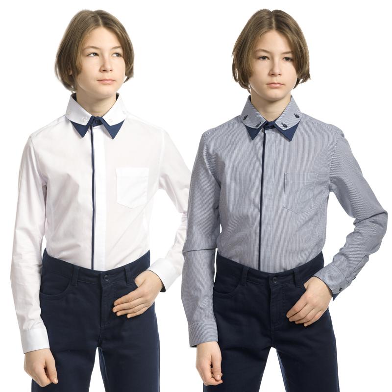 BWCJ7099 сорочка верхняя для мальчиков (1 шт в кор.)