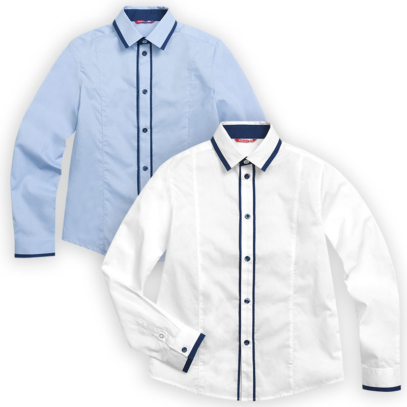 BWCJ8049 сорочка верхняя для мальчиков (1 шт в кор.)