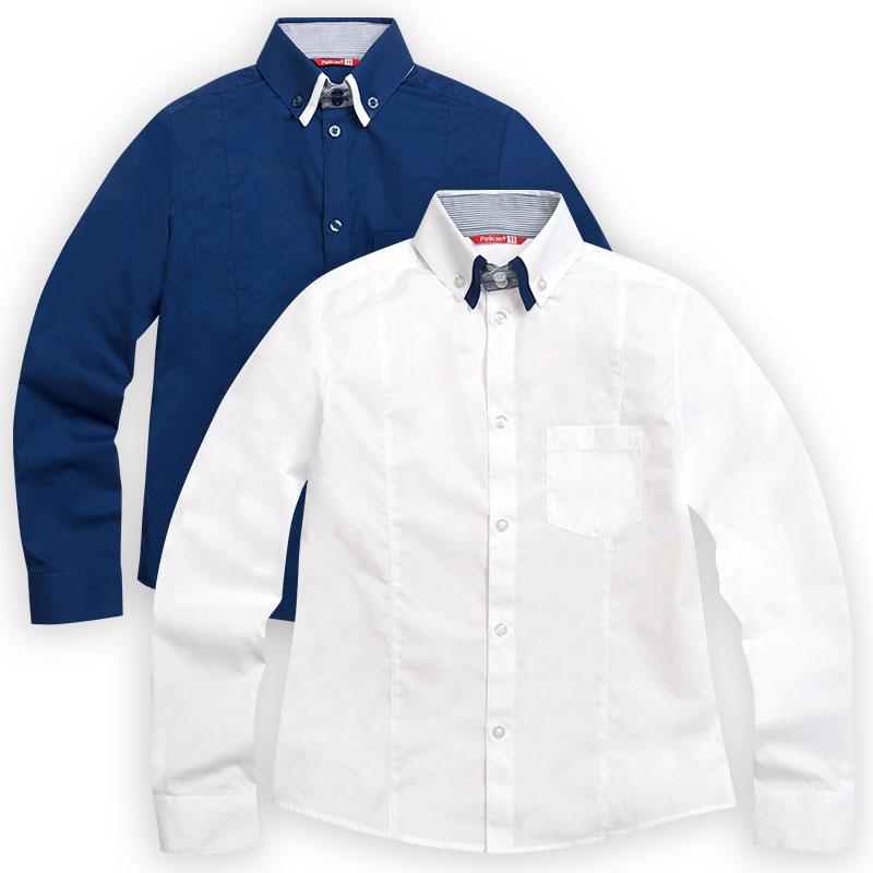 BWCJ8050 сорочка верхняя для мальчиков (1 шт в кор.)
