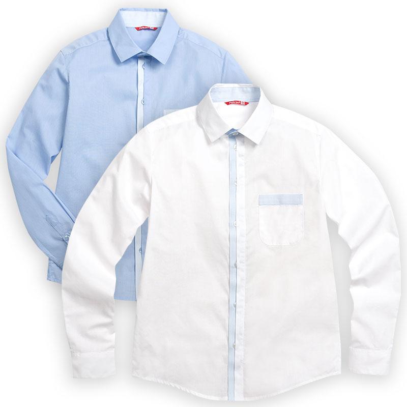 BWCJ8052 сорочка верхняя для мальчиков (1 шт в кор.)