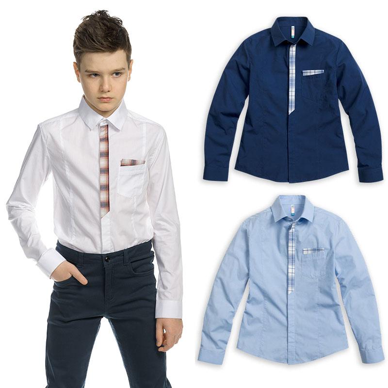 BWCJ8083 сорочка верхняя для мальчиков (1 шт в кор.)