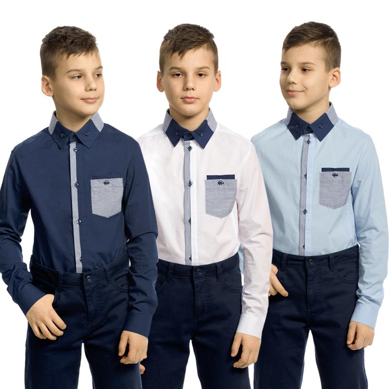 BWCJ8095 сорочка верхняя для мальчиков (1 шт в кор.)