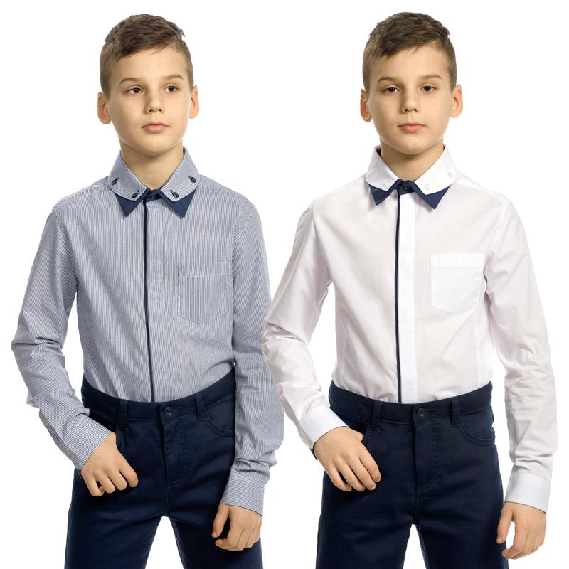 BWCJ8099 сорочка верхняя для мальчиков (1 шт в кор.)