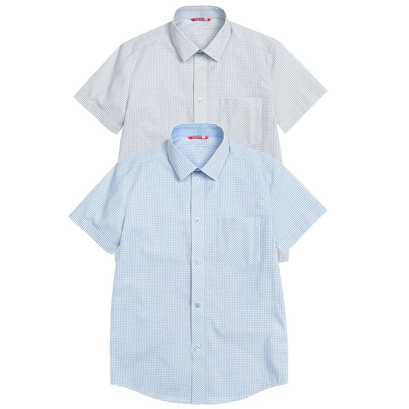 BWCT7018 сорочка верхняя для мальчиков (1 шт в кор.)