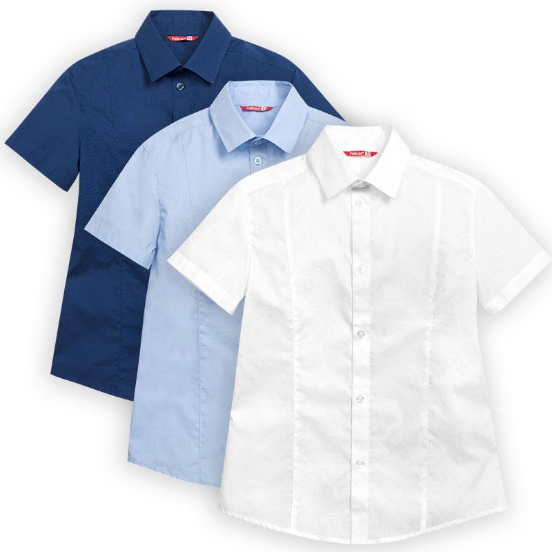 BWCT7056 сорочка верхняя для мальчиков (1 шт в кор.)