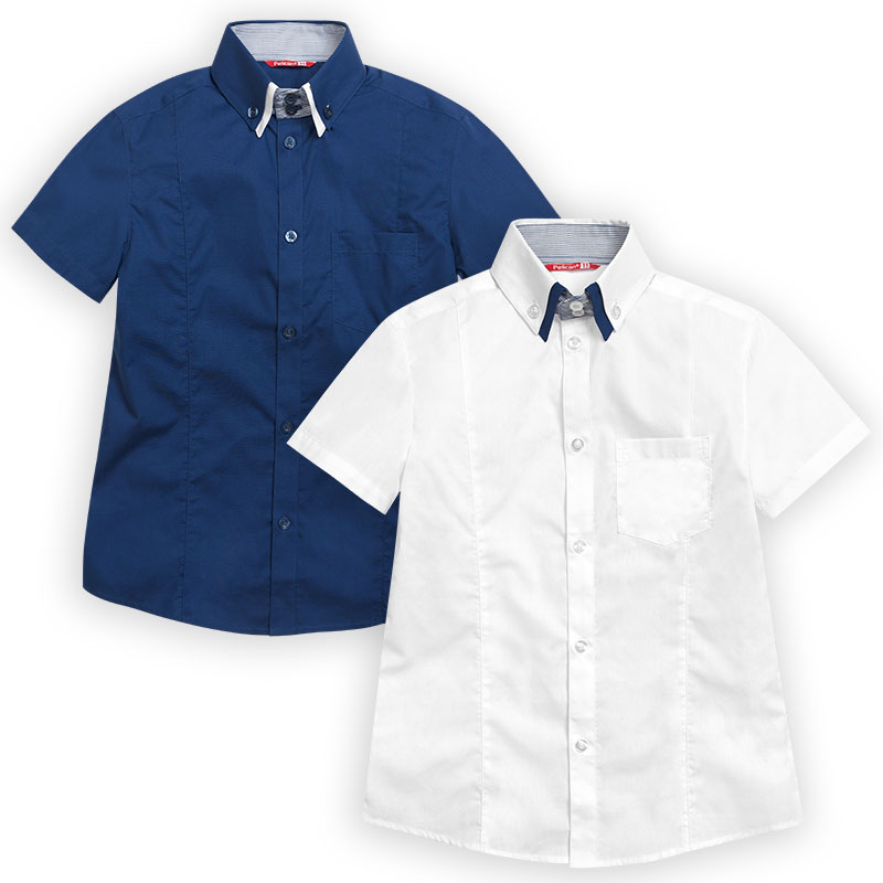 BWCT7058 сорочка верхняя для мальчиков (1 шт в кор.)