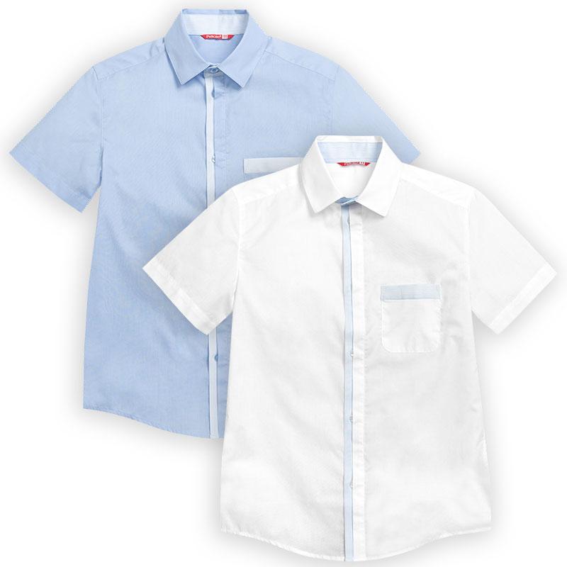 BWCT7059 сорочка верхняя для мальчиков (1 шт в кор.)