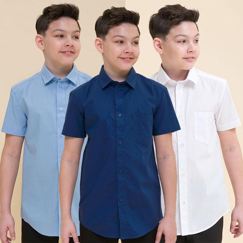 BWCT7070 сорочка верхняя для мальчиков (1 шт в кор.)