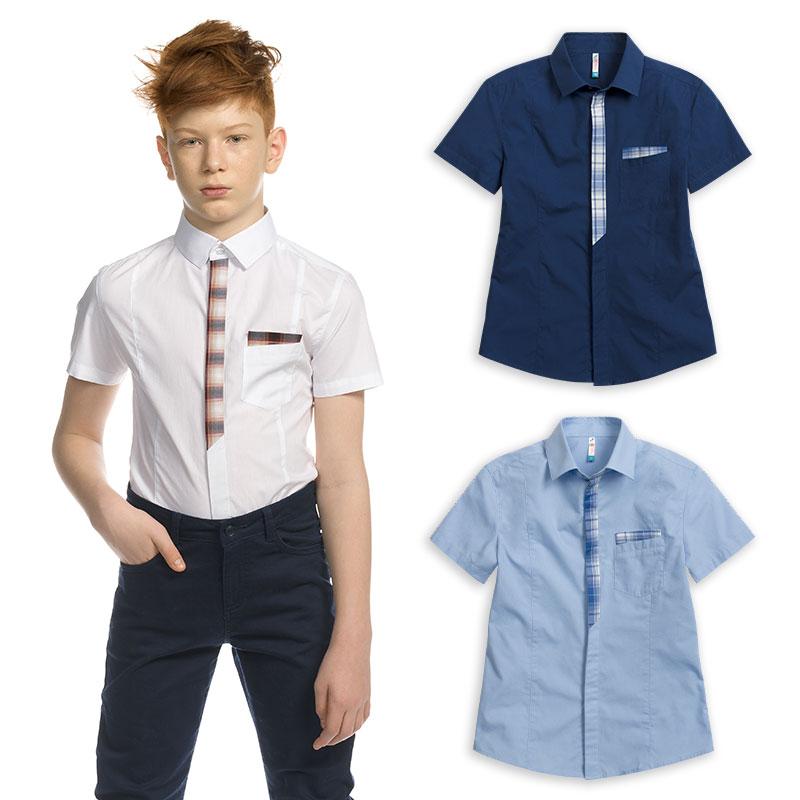 BWCT7089 сорочка верхняя для мальчиков (1 шт в кор.)