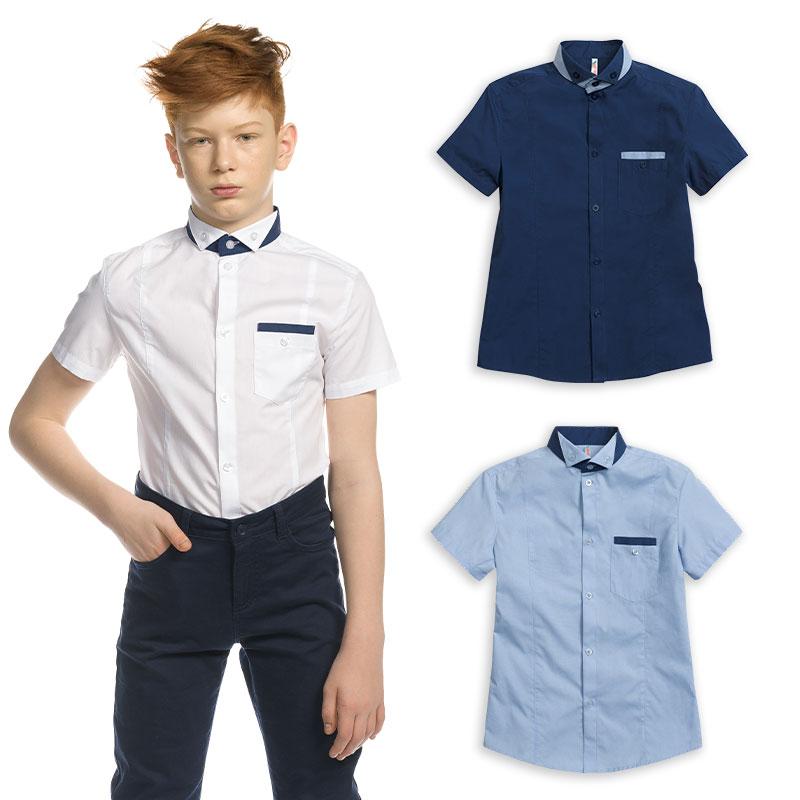 BWCT7090 сорочка верхняя для мальчиков (1 шт в кор.)