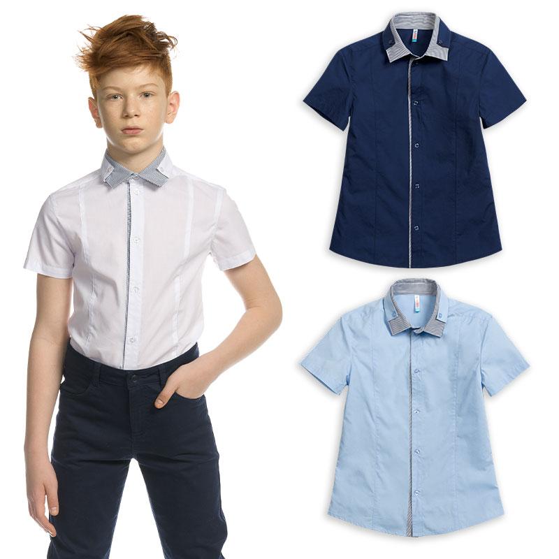 BWCT7091 сорочка верхняя для мальчиков (1 шт в кор.)