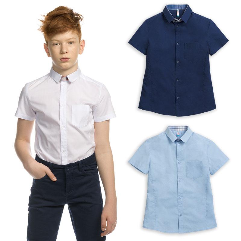 BWCT7092 сорочка верхняя для мальчиков (1 шт в кор.)